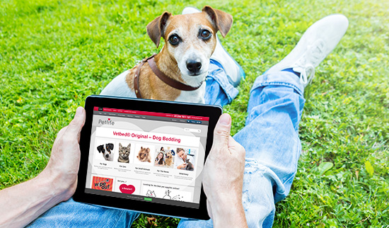Petlife online retailing solution