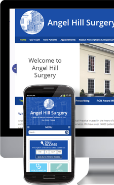 GP Surgery Web Sites